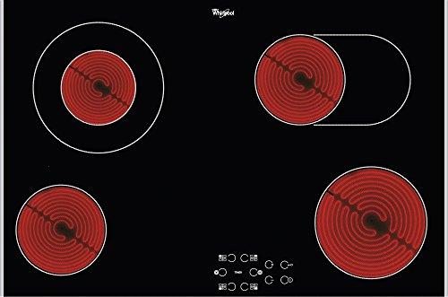 Whirlpool AKT 8360 LX Kochfeld / Ceran, elektrisch (Kochfeld-whirlpool)