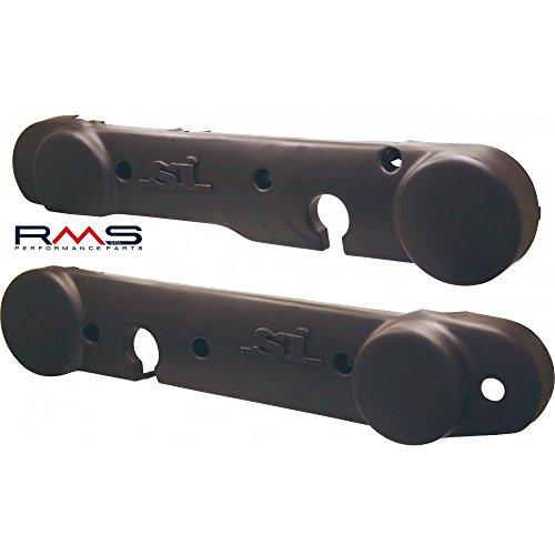 Seitenverkleidung/Seitendeckel/Deckel RMS für Piaggio/Vespa Si mit Variator Speed Ref. 267653-4 - 813379-80