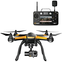 Hubsan H109S X4 Pro FPV Drone Profesional GPS cámara HD 1080P 3 ejes Cardan 5.8Ghz (H109S Profesional)