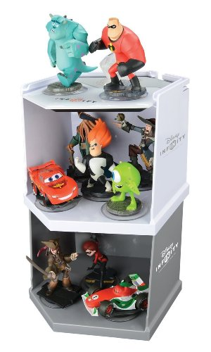 Disney Infinity Play 'N' Store Box (alle Systeme) (Disney Infinity Play Sets Wii)