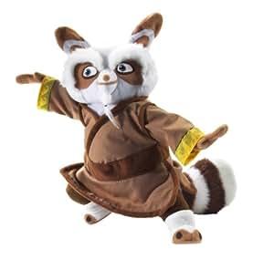 Mattel - M2737- Peluche - Kung-Fu Panda - Shifu