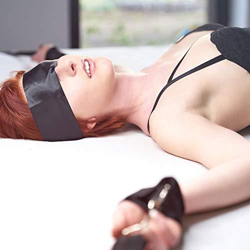Paloqueth Bettfessel mit Augenmaske 0050 - 4