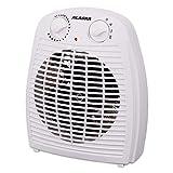 Alaska Heizlüfter HF2001N | 2000 Watt | kalt/warm/heiß | Integrierter Überhitzungsschutz | Einstellbares Thermostat | 2 Leistungsstufen | Badheizer | Elektroheizung | Schnellheizer