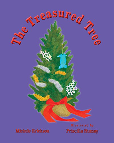 The Treasured Tree (English Edition) - Schule Ornament Christmas
