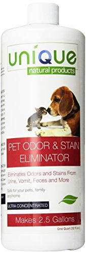 Artikelbild: Unique Natural Products Pet Odor and Stain Eliminator, 32-Ounce by Unique Natural Products