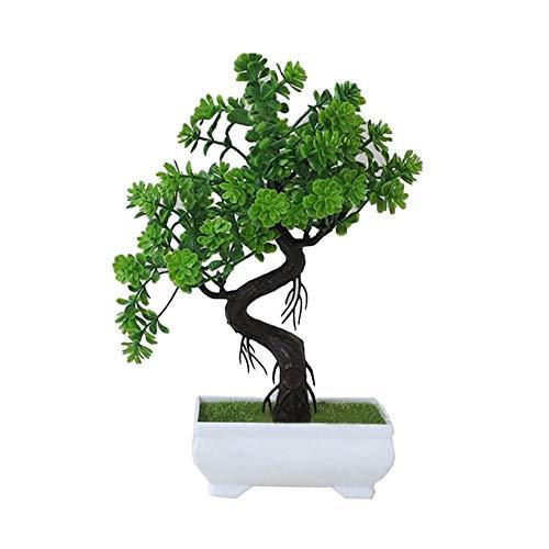 num/éro Vert Vosarea Simulation Plantes Grasses artificielles Plantes Vertes Fleur pour Bureau D/écoration du Jardin de Maison