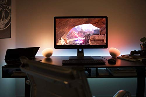 Philips Hue Entertainment Set (inkl. 2x Philips Hue Go, Hue LightStrip+ und Hue Bridge) - 3