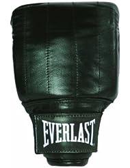 Everlast Boston - Guantillas, color negro, talla XL