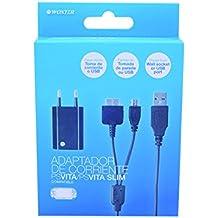 Blade - Adaptador De Corriente Y USB (PS Vita)