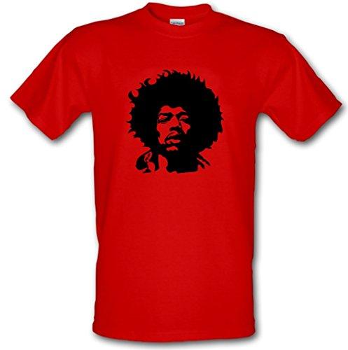 JIMI HENDRIX Guitar Legend Che Guevara Style Heavy Cotton t-shirt All Sizes Small - XXL