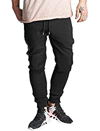 Red Bridge Herren Netted Jogginghose Schwarz L