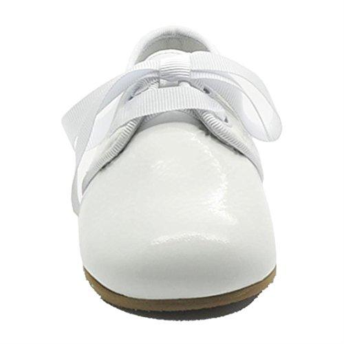 BABATY , Chaussures de ville à lacets pour garçon Blanc