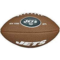 New York Jets Mini Team Logo Football