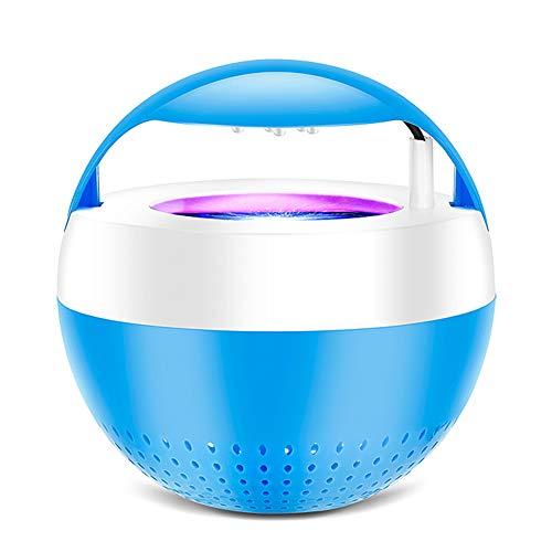 KAMAW Moskito-Mörder-Lampe, Wanze Zapper, UV-LED-Moskito-Fallen-Lampe, USB-angetriebene Moskito-Falle Innen, chemikalienfrei, ungiftig, geruchlos, geräuschlos, sicher für Babys, schwangere Frauen -