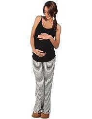 The Essential One - Pyjama de grossesse / maternité et d'allaitement - EOM102