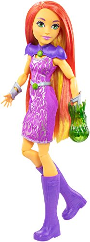 DC Super Hero Girls - Muñeca Starfire (Mattel DVG20)