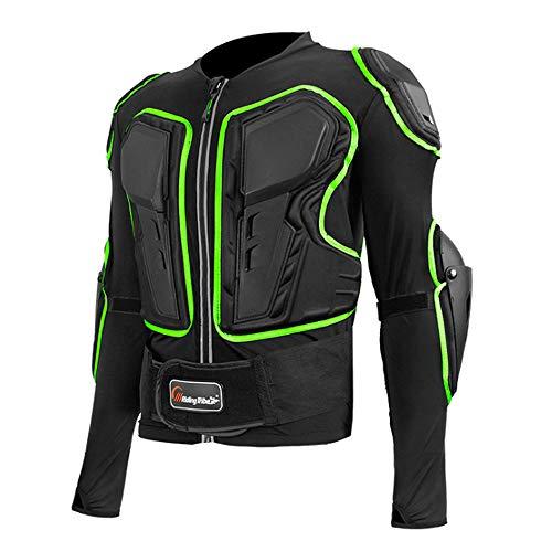 Preisvergleich Produktbild HBLWX Motorrad-Motocross-Schutzjacke Ganzkörper-Rüstung ATV Guard Sport Protector
