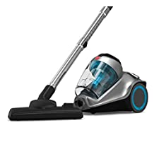 Hoover Power 7 4L Cyclonic Canister Vacuum Cleaner with HEPA Filter and 2400W Powerful Performance for Home and Office, HC84-P7A-ME, Blue, 1 Year Brand Warranty