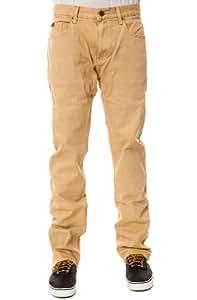 Emerica Belmont Men's Denim Jeans nude Beige - cachi Size:28
