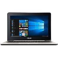 "ASUS TP200SA-FV0171TS - Ordenador Portátil con pantalla táctil de 11.6"" HD (Intel Celeron N3060 , 2 GB RAM, 32 GB EMMC, Intel HD Graphics 400, Windows 10 Home) Plateado - Teclado QWERTY Español"