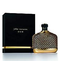 John Varvatos Oud Eau De Parfum for Men, 125 ml