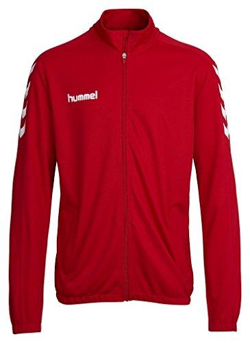 Hummel Jungen Jacke Core Poly Jacket True Red 152