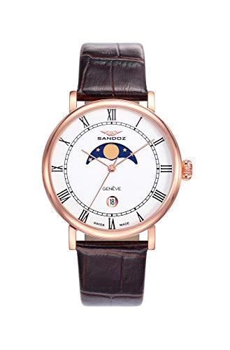 Orologio svizzero sandoz uomo 81435–93