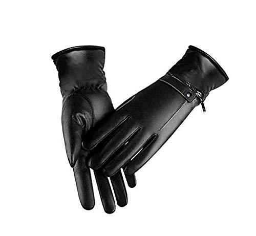 beautygoods Beheizte Handschuhe Winterhandschuhe, elektrische thermische Handschuhe wiederaufladbare Touchscreen Wasserdichte Winter Handschuhe für Outdoor-Aktivitäten, funktioniert bis zu 3 Stunden