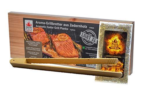 Cedar Plank Steak (Masterpiece