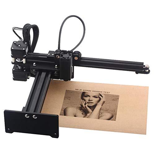 gravurmaschine Laser engraver 150 x 150mm Gravurbereich Unterstützung Win7 / Win8 / XP / Win10 / Android-APP (Neuer Scanner) ()
