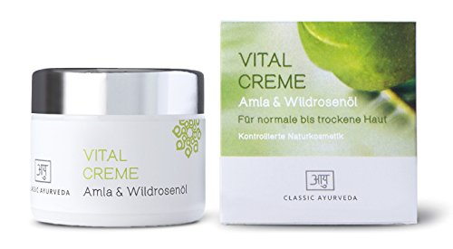 Classic Ayurveda Vitale Crème, 50 ml