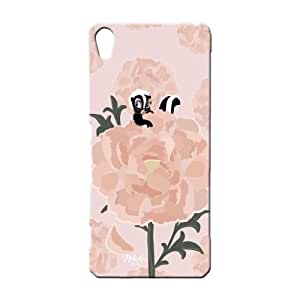 BLUEDIO Designer 3D Printed Back case cover for Sony Xperia X - G2330