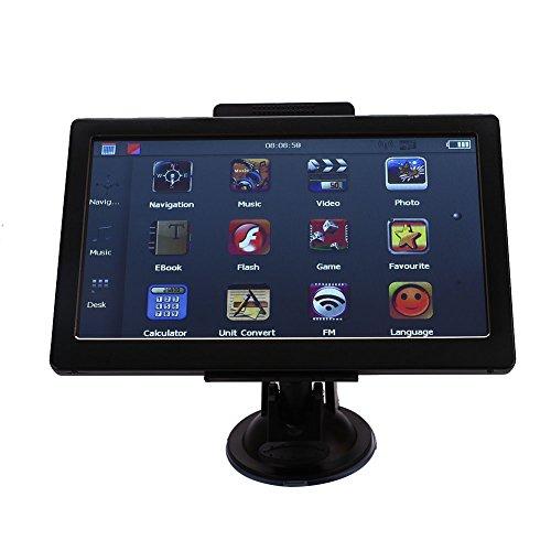 Sistema de navegación GPS del Coche, navegación GPS del Coche de la...