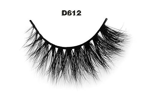 45 Modell 3D 100% Handgefertigte Künstliche Wimpern Dickes Augen Lashes