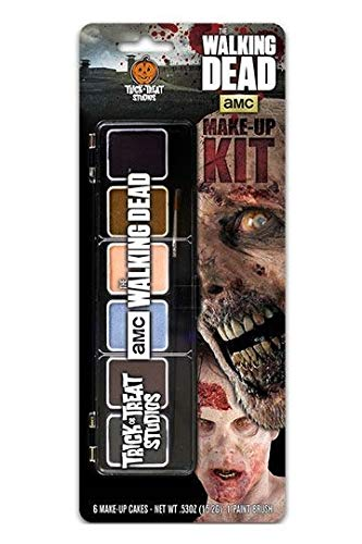 The Walking Dead Zombie Make Up Kit