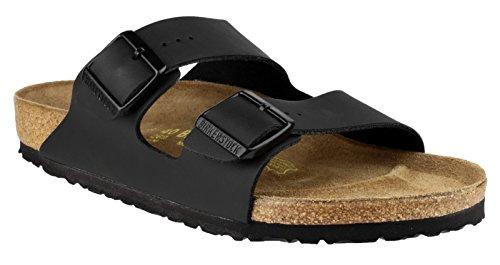 Birkenstock Arizona Beach Slopo sandalo Nero