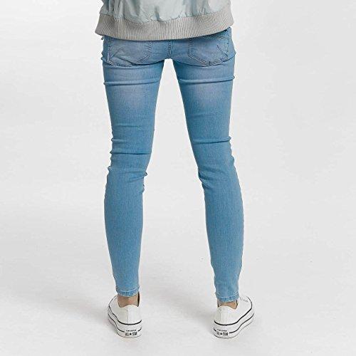 Sublevel Donna Jeans / Jeans slim fit Scala Blu
