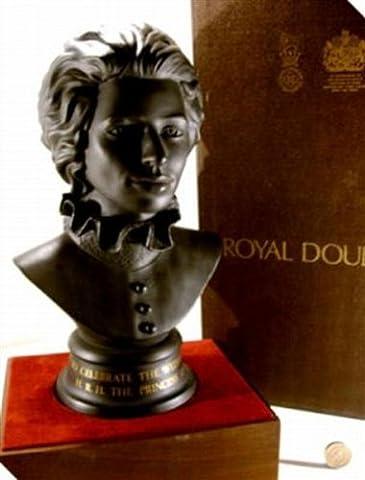 Royal Doulton Princess Anne Noir basalte Buste No155 édition limitée