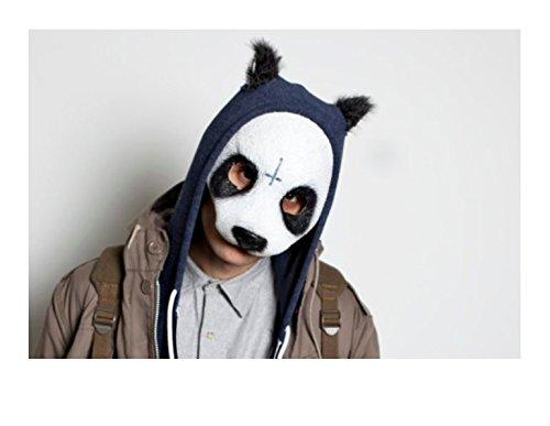 Lebensmittelqualität, Erwachsene und Kinder [ARTUROLUDWIG] (Maske Panda)