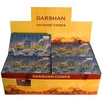 Räucherkegel Lavender 120 incense cones Duft Lavendel 12 Schachteln mit Halter Wohnaccessoire Raumduft preisvergleich bei billige-tabletten.eu