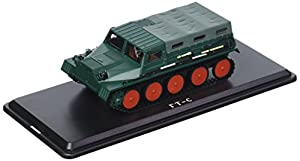 Start Scale Models ssm3004-Vehículo Todoterreno de del ejército Soviética gaz-47, Modelo con Tienda de campaña