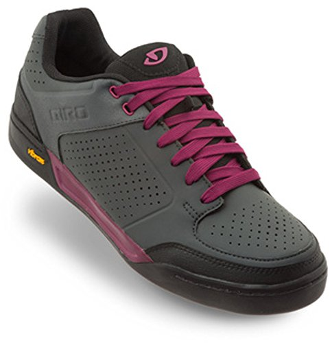 Giro Riddance W - Zapatillas Mujer - Gris/Violeta Talla del Calzado 42 2018