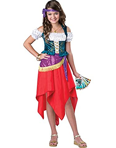 Costumes Gypsy Girl - InCharacter Mystical Gypsy Esmeralda Girls Renaissance Costume