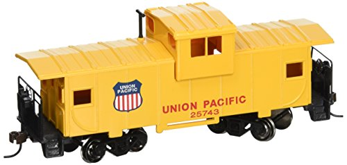 Bachmann Trains Union Pacific 36' Wide Vision Caboose-Ho Scale