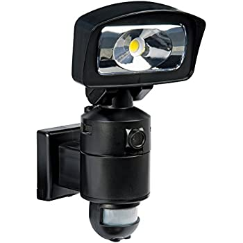 Guardcam Led Combined Cctv Camera And Security Flood Light