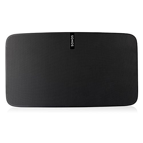 Sonos PLAY:5 I Klangstarker Multiroom Smart Speaker für Wireless Music Streaming (schwarz) - 3