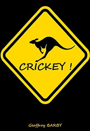Couverture du livre Crickey!