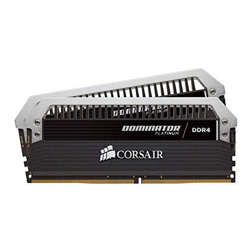 Affordable Corsair CMD16GX4M2B2400C10 Dominator Platinum DDR4 16 GB (2 x 8 GB ) 2400 MHz C10 XMP 2.0 Enthusiast Desktop Memory Kit Review