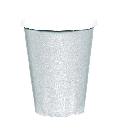 (8Stück)–Silber (Paper Bag-design-für Halloween)