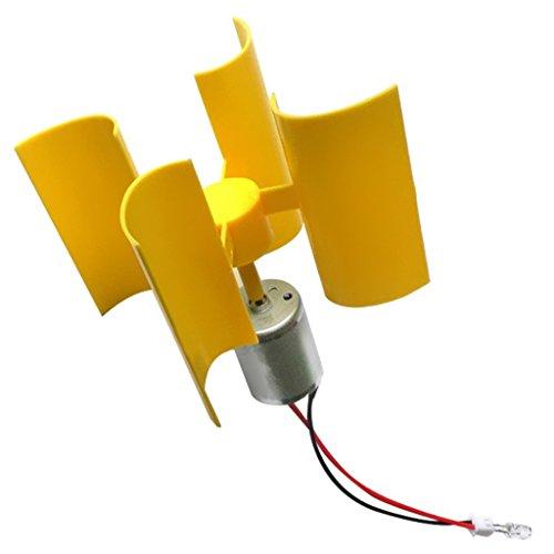 Mini Mikro Wind Generator Wind engine Kleinwindanlage vertikale Generator -